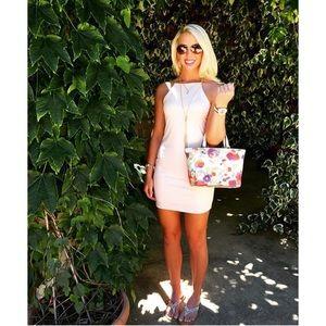 F21 Pink Mini Dress 💓